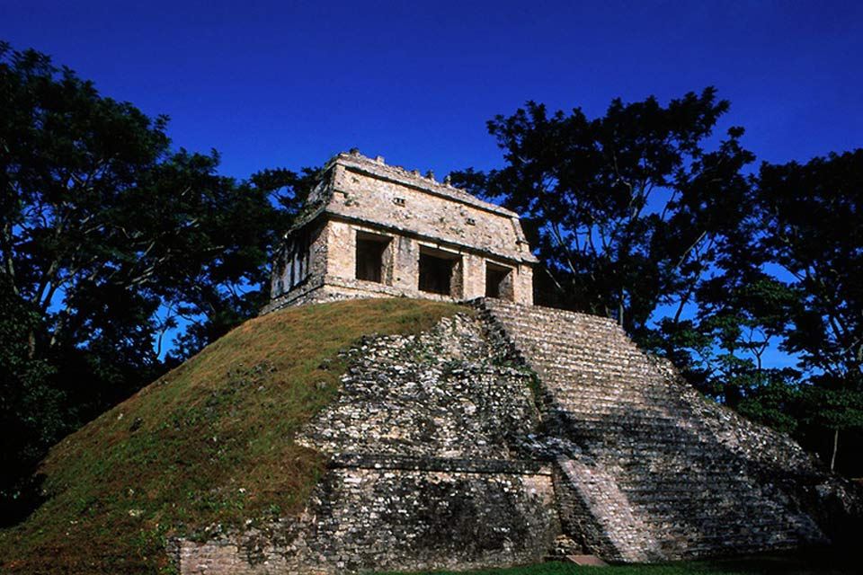 Il sito archeleogico di Palenque fu considerato nel 1987, Patrimonio dell'umanità dall'Unesco.
