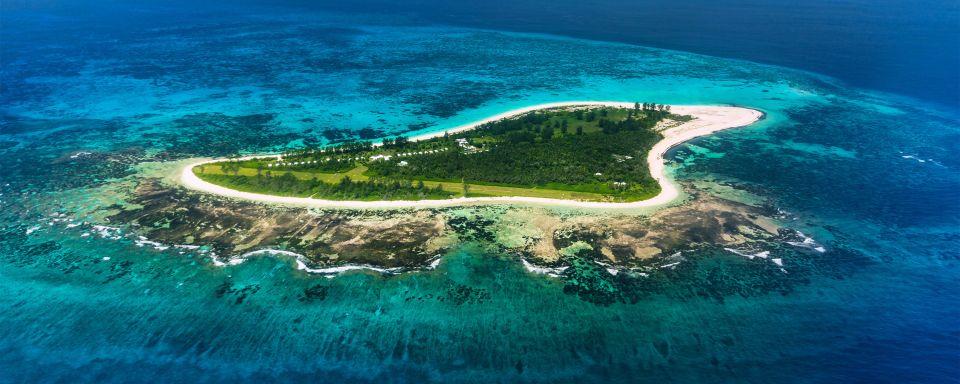 Bird Island, Seychelles,