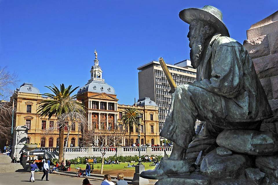 Grande paesaggista sudafricano e afrikaner, il museo a lui dedicato testimonia quanto fosse importante per la comunità.