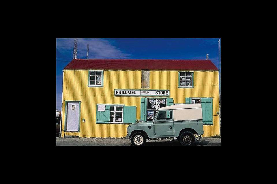 Port Stanley is the capital of the Falkland Islands, home to the archipelago's only school, its only library and its only hospital.