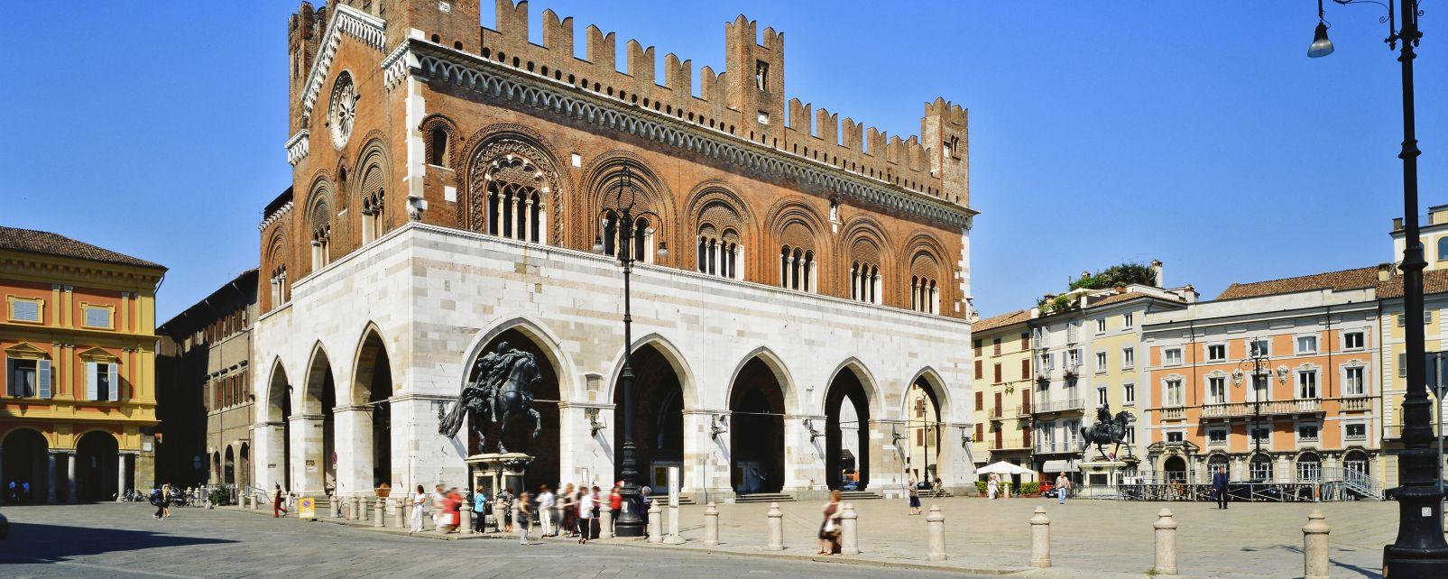 Piacenza, Emilia-Romagna, Italien