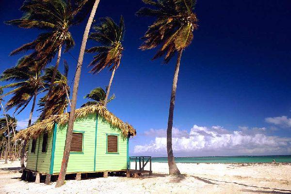 Entre mer des Caraïbes et océan Atlantique, Punta Cana est le spot balnéaire le plus réputé de République dominicaine. Et pour cause... Ces merveilleuses plages s'étendent sur plus de 50 km, d'Uvero Alto au nord à Juanillo au sud, en passant par Macao, Arena Gorda, Bavaro (la plus connue et la plus longue, où se concentre la majorité des resorts) et Cabeza de Toro. Eau transparente, cocotiers, sable ...
