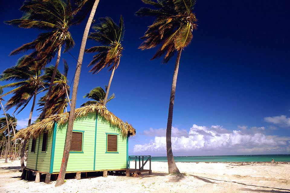 Between the Caribbean Sea and the Atlantic Ocean, Punta Cana is the most famous resort in the Dominican Republic, and for good reason. The beautiful beaches, stretching over 24 miles, could almost be added to the list of world heritage. Transparent waters, coconut trees, white sand, the magical combination is there for you to enjoy an excellent leisure holiday, in the sun or under the shade of a Cana ...