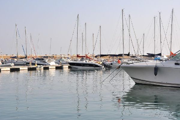 This natural harbour in the Adriatic played an important role in the history of the city thanks to its privileged location.