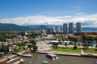 Avant de devenir une destination touristique internationale, Puerto Vallarta  était un village mexicain typique.