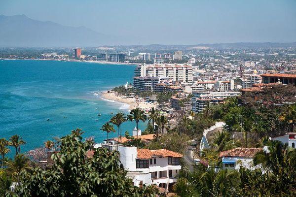 Puerto Vallarta est un grand centre touristique et l'un des principaux ports du Mexique.