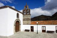 Vous pourrez visiter quelques lieux d'intérêt comme l'église de Santo Domingo, le Moulin à eau ou encore le musée ethnographique.