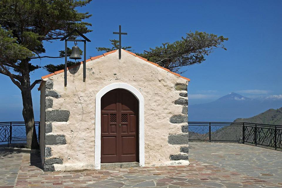 La commune d'Hermigua, au nord-ouest de l'île, était avec la commune d'Agulo, un territoire aborigène connu sous le nom de Mulagua.