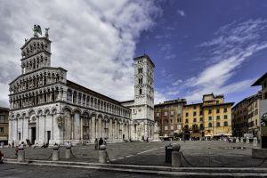 Europe Italie Toscane culte Catholicisme Christianisme Eglise Saint Michel in Foro Lucques religion