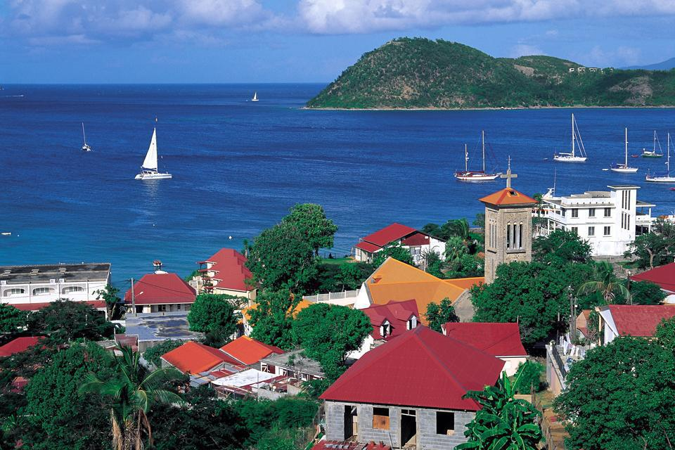 Despite the appearance of a forgotten sub-prefecture, the city of Basse-Terre hosts most of the administrative buildings. Once the Capital and the region's biggest port, the city has a certain charm due to its past, in particular in the streets of the old neighbourhoods constructed from volcanic stones....