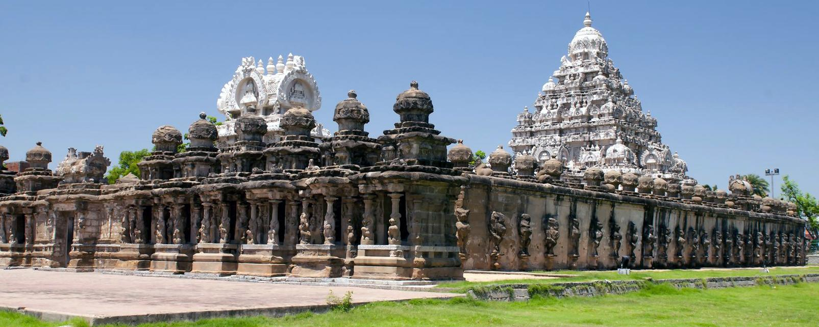 Asie; Inde; Tamil Nadu; Kanchipuram;