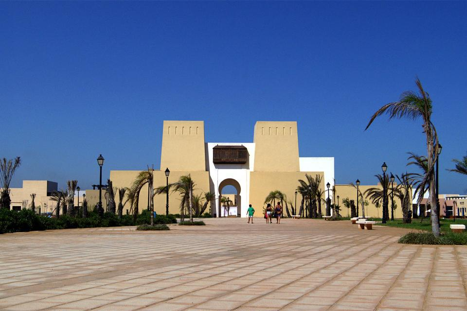 Vol Hotel Saidia