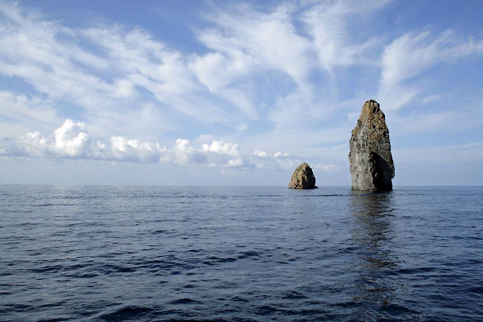 Vulcano Eolian Island