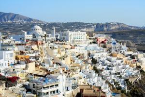 Europe; Grèce; Cyclades; Fira;