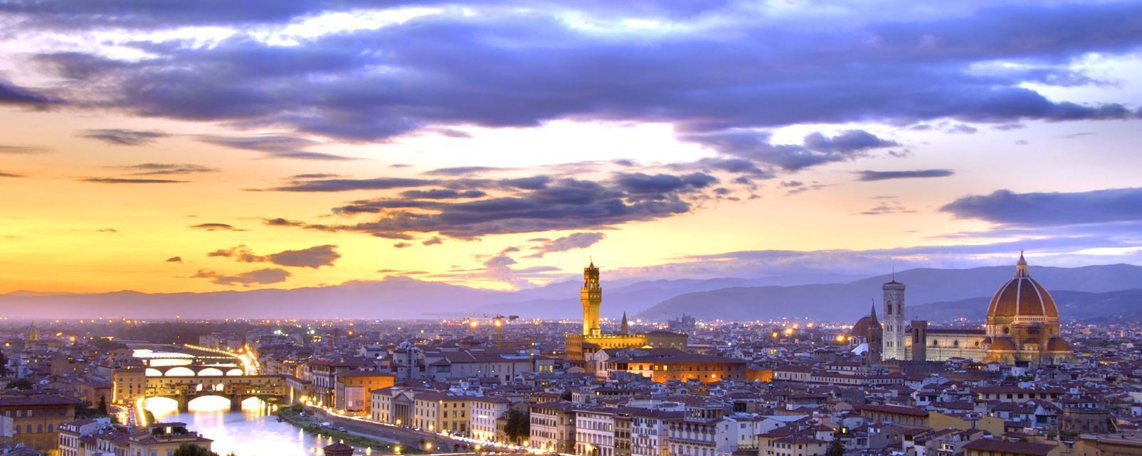 how to go to florence from obia