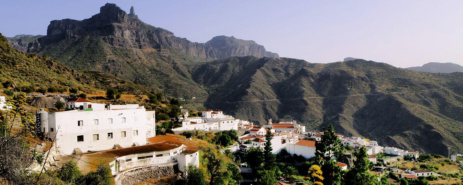 Tejeda, Canaries, Espagne