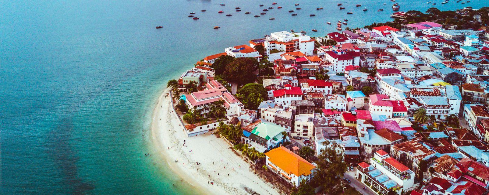 Afrique; Zanzibar; Stone Town;