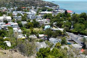 Océan Indien; Ile Maurice; Port Mathurin;