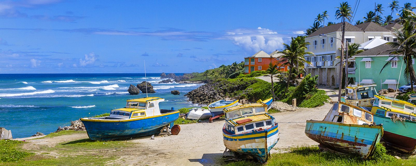 Caraïbes; Caraibes; Barbade; Tent Bay;