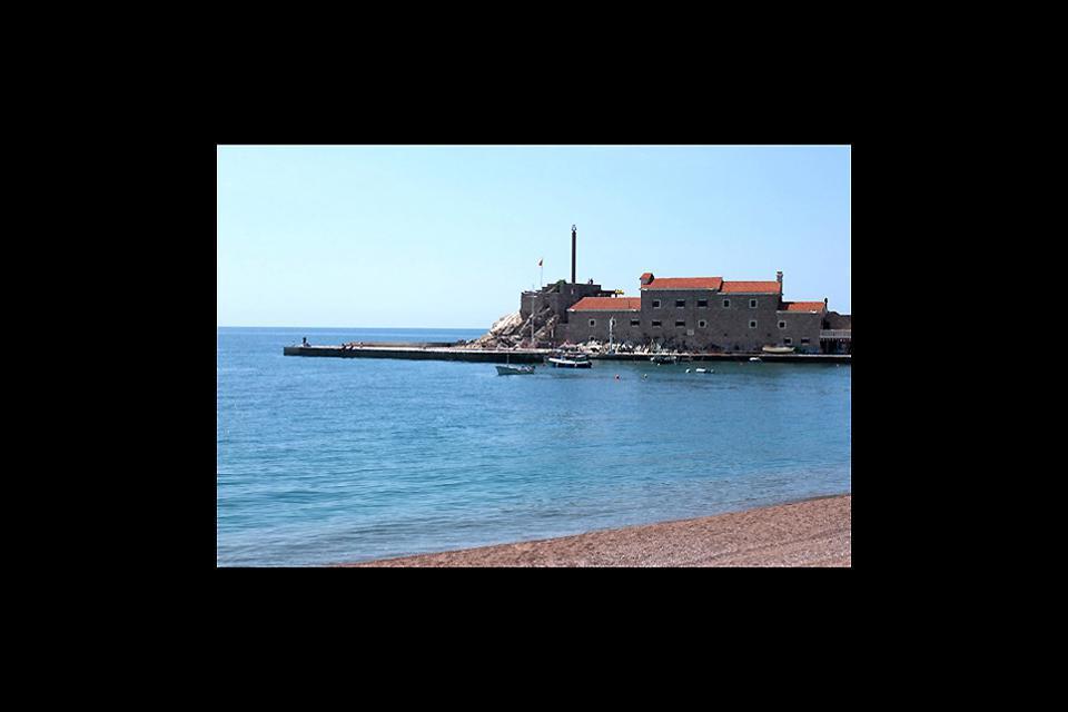Dieses venezianische Schloss aus dem 18. Jahrhundert thront über der Region.