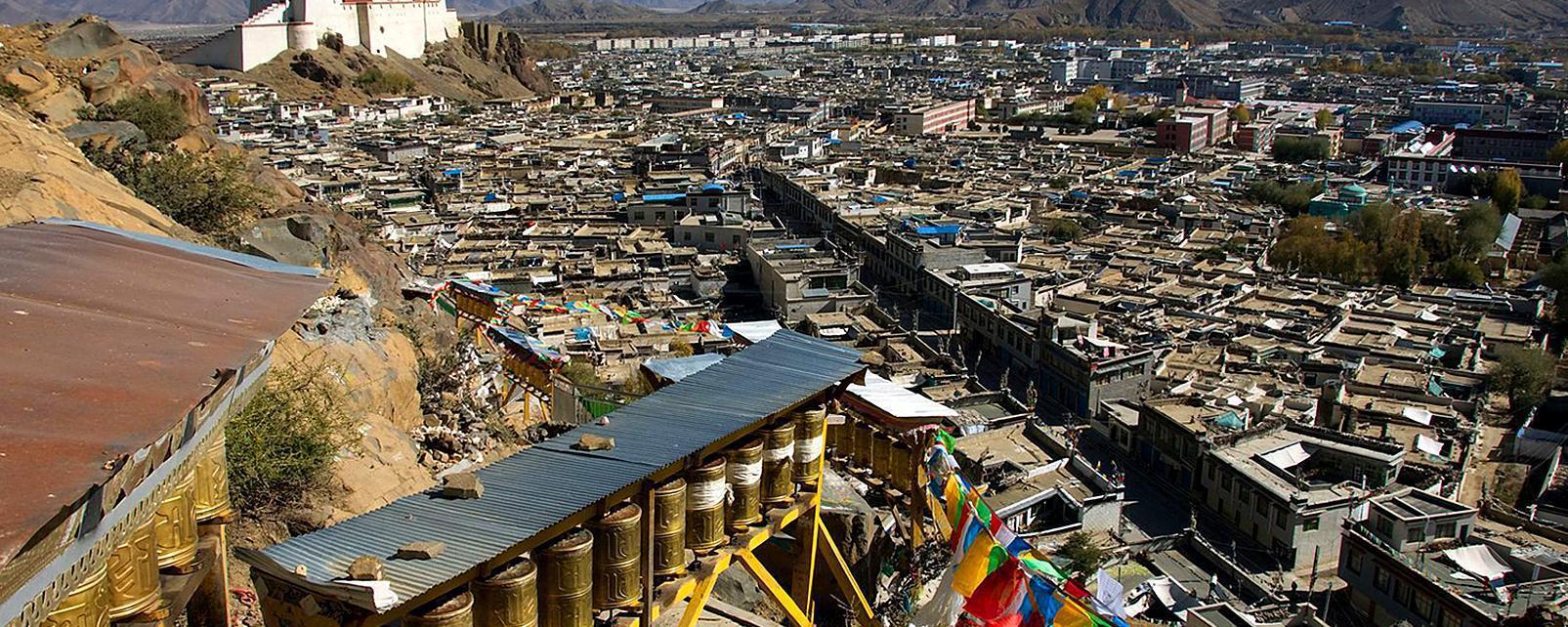Asie; Chine; Tibet; Shigatse;