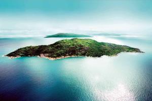 Océan Indien; Seychelles; Ile Félicité;