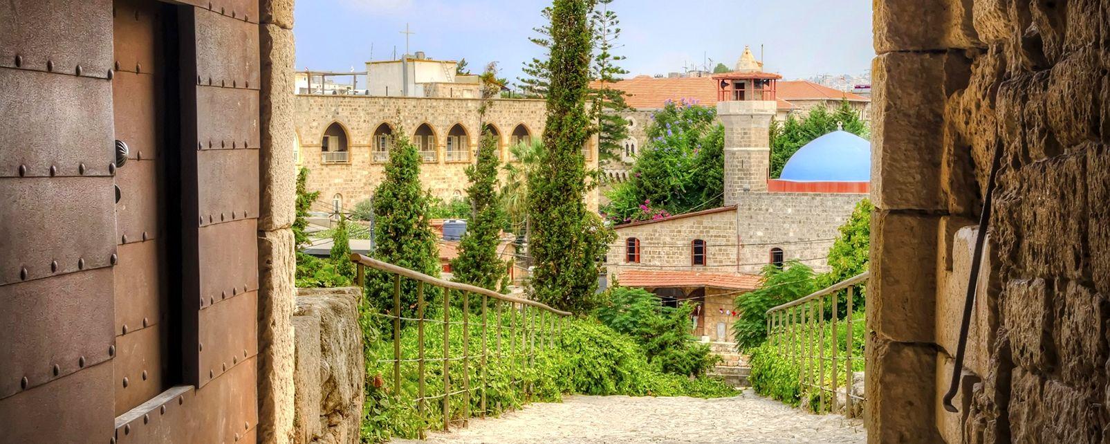 Moyen-Orient; Liban; Byblos;