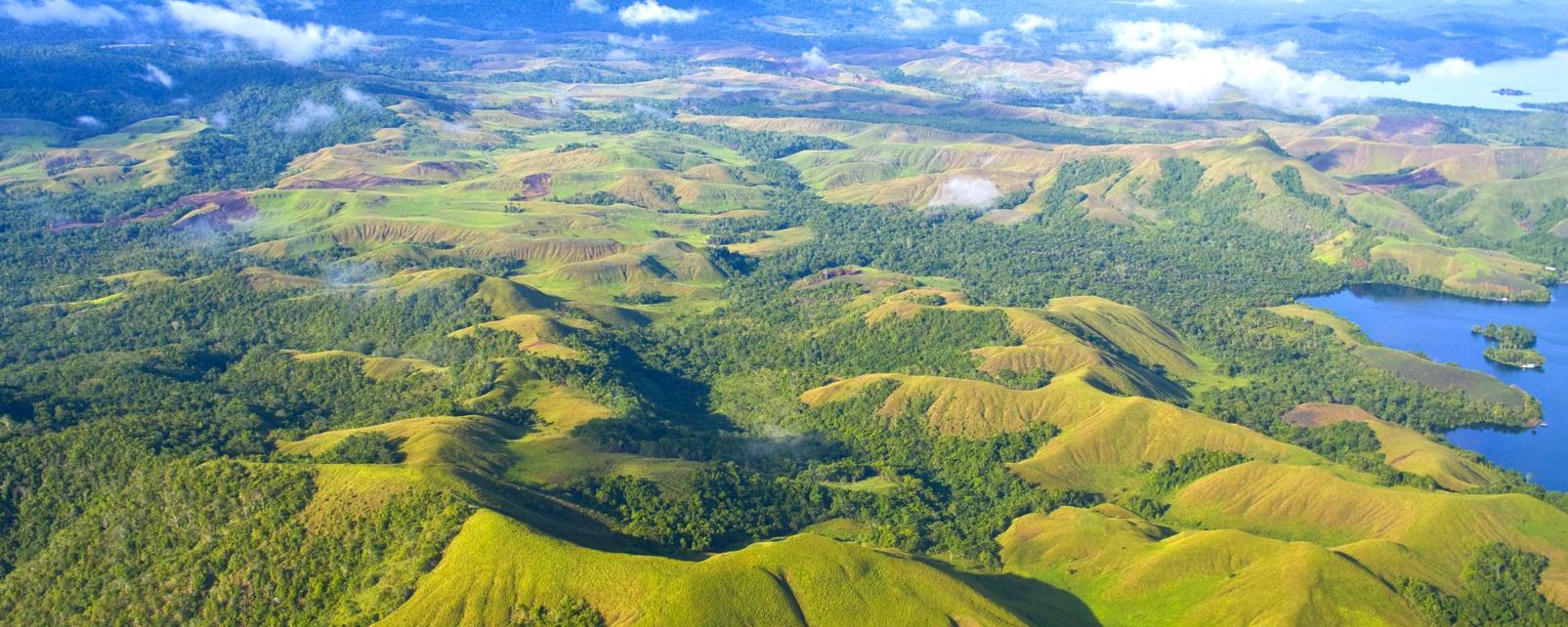 Océanie; Papouasie-Nouvelle-Guinée; Rabaul;