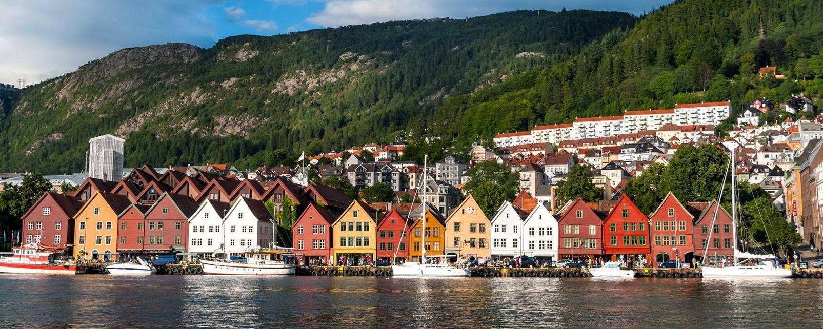 Europe; Norvège; Bergen;