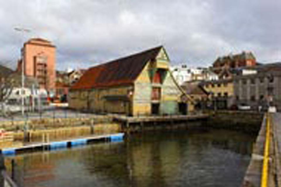 Bergen, segunda ciudad de Noruega, se fundó hace más de 900 años.