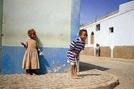 """Praia ist die Hauptstadt von Kap Verde und bedeutet """"Strand"""" auf Spanisch."""