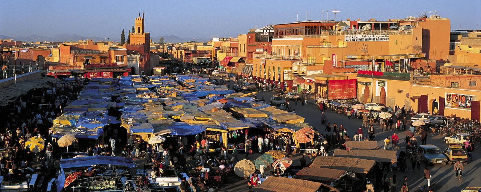 Alquiler de coches en  Marrakech