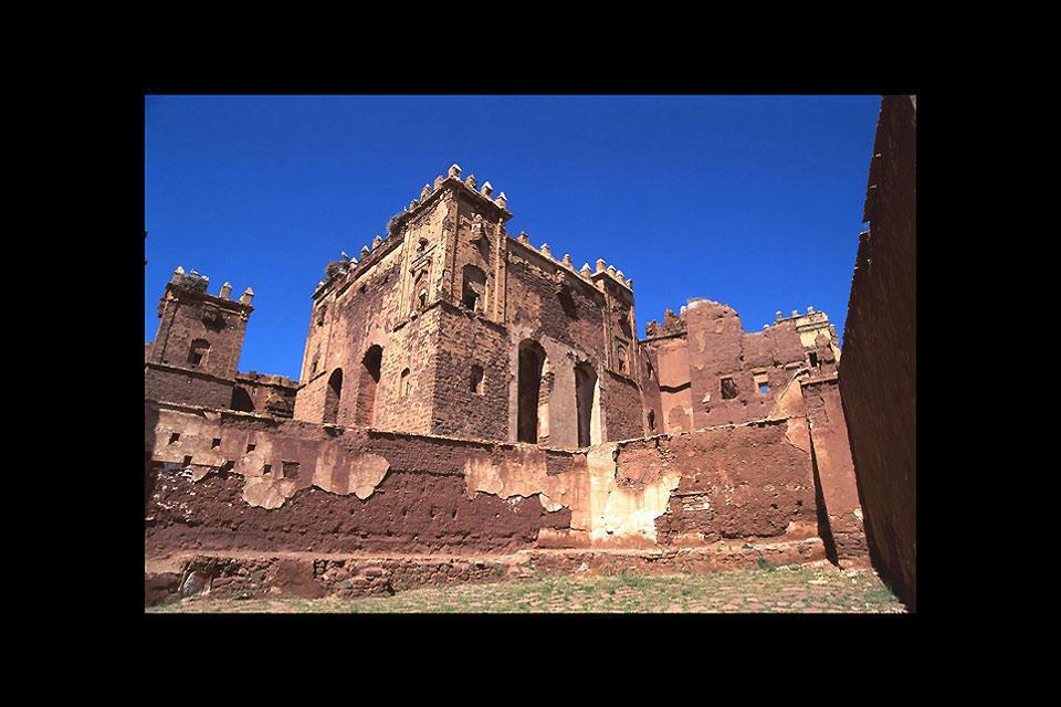 Située à Telouet, cette kasbah est l'ancienne résidence du pacha de Marrakech. Un monument incontournable.
