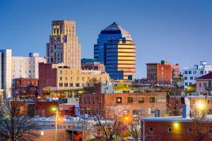 Durham, Le sud des Etats-Unis, Etats-Unis, Durham