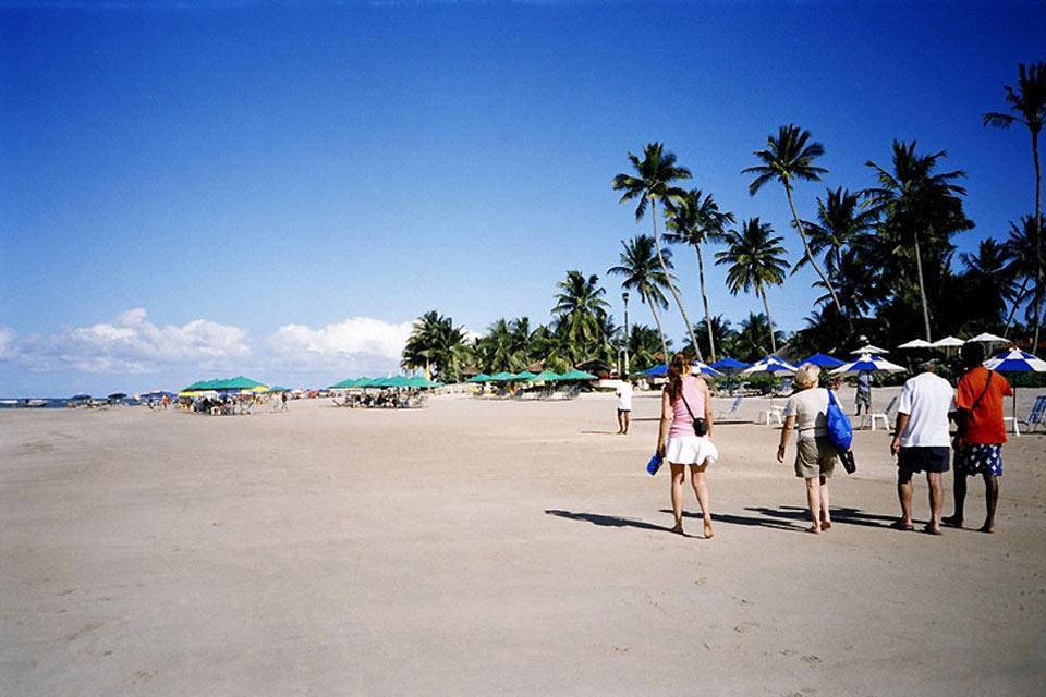 Des plages paradisiaques.