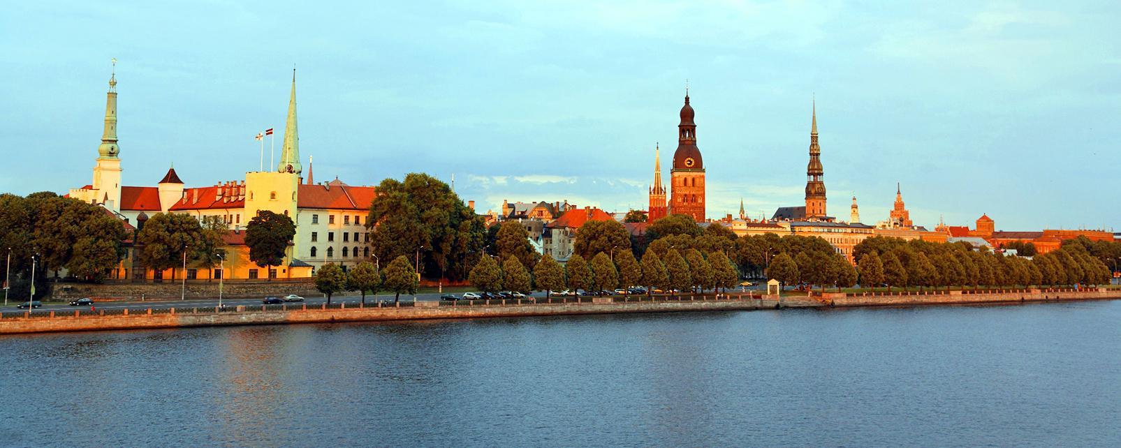 Europe; Lettonie; Riga;