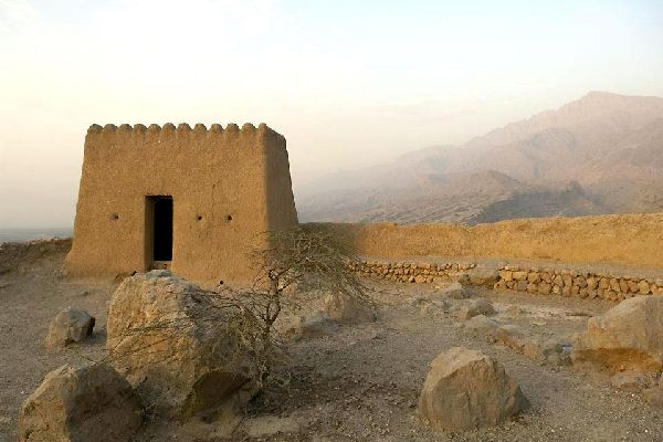 The many discoveries made on the emirate's soil are exhibited at the National Museum of Ras al Khaimah.