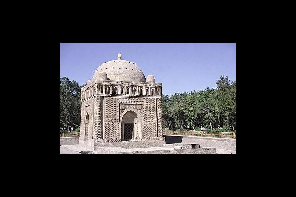 El mausoleo de Ismaël Samani es probablemente uno de los mausoleos musulmanes más antiguos del mundo. ¡Su construcción se remonta al siglo X!
