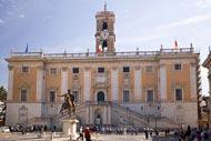 Sono il principale museo civico della capitale, vi si trovano importanti collezioni di arte romana, rinascimentale e barocca.