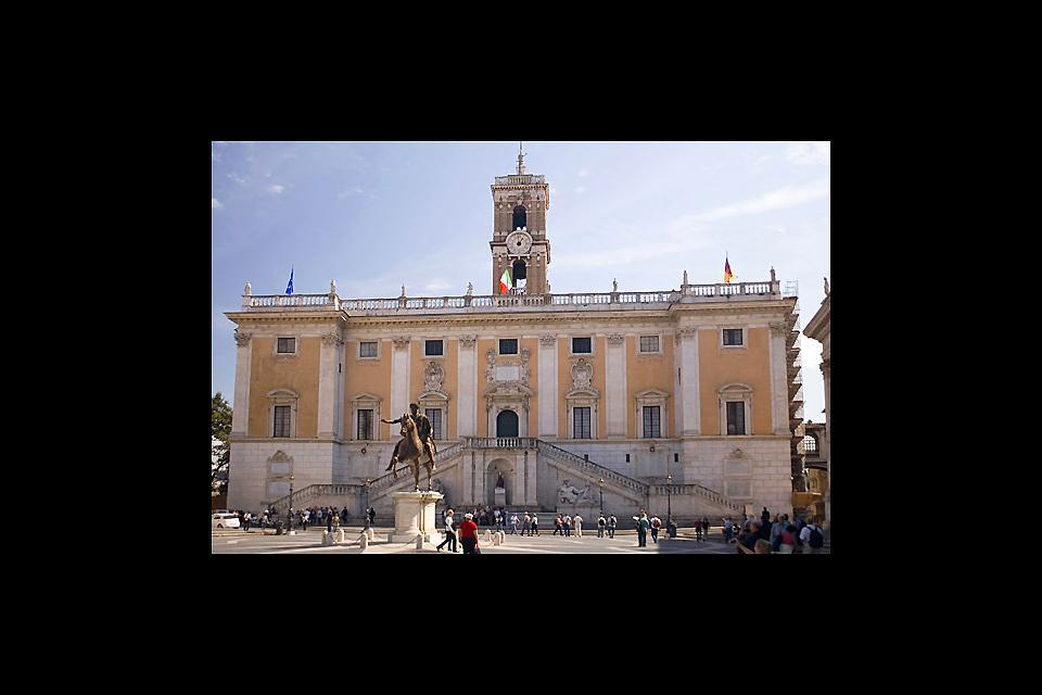 The Capitoline Museums hold an important collection of Roman, Renaissance and Baroque art.