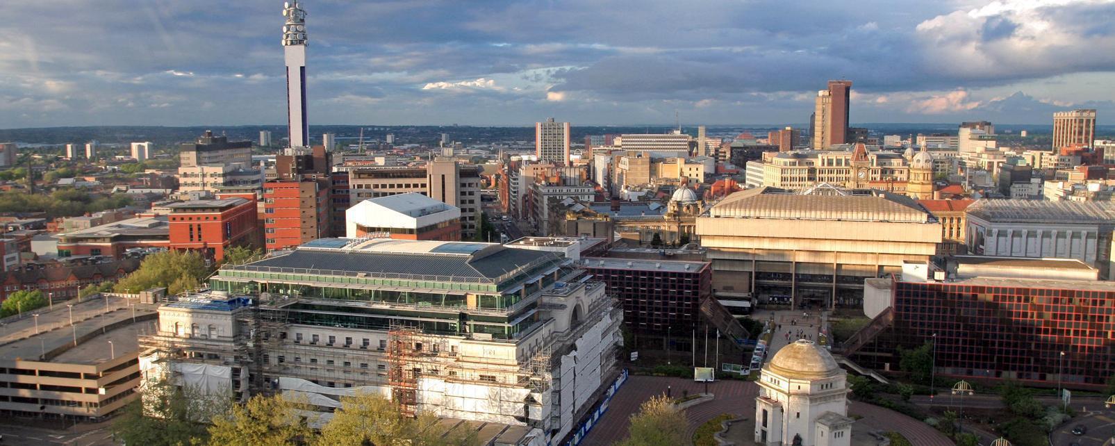 Europe; Royaume-Uni; Angleterre; Birmingham;