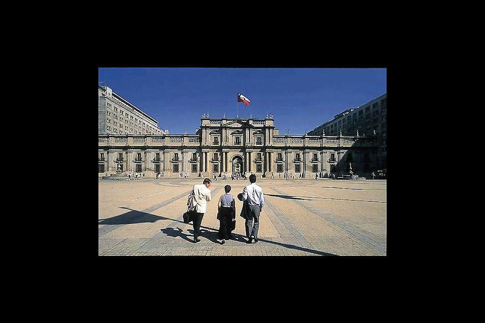 Santiago è la capitale del Cile, nonché il centro urbano più importante del paese.