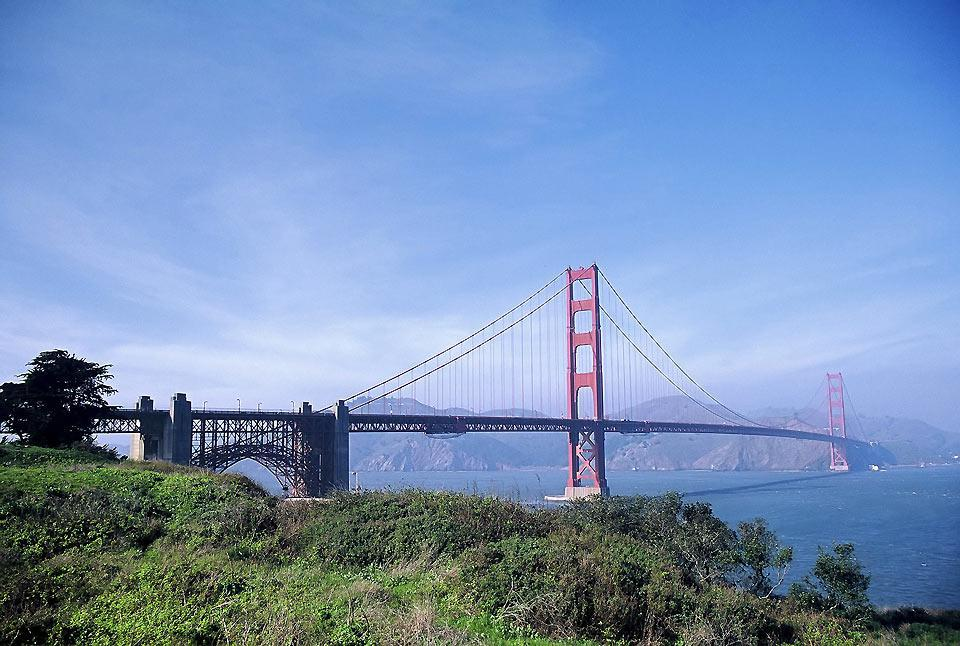 L'American Society of Civil Engineers a classé le Golden Gate Bridge parmi les 7 merveilles du monde.