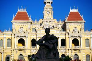 Asie; Vietnam; Ho Chi Minh Ville;