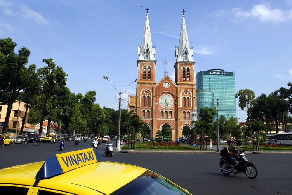 Formerly known as Saigon, Hô Chi Minh is the official name of the economical capital of the country.