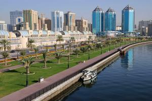 Moyen-Orient; Emirats Arabes Unis; Sharjah;