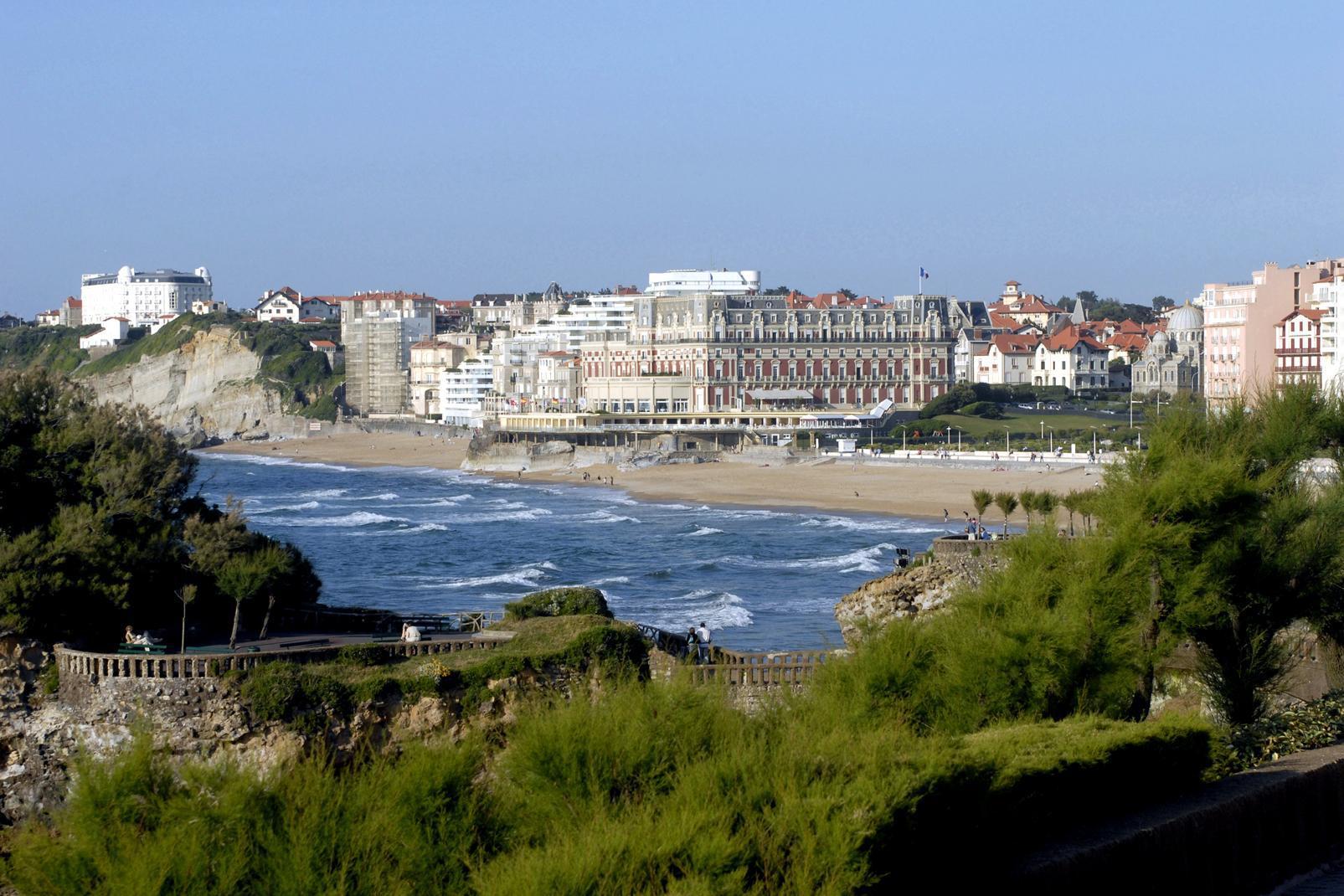 Europe; France; Aquitaine; Biarritz;