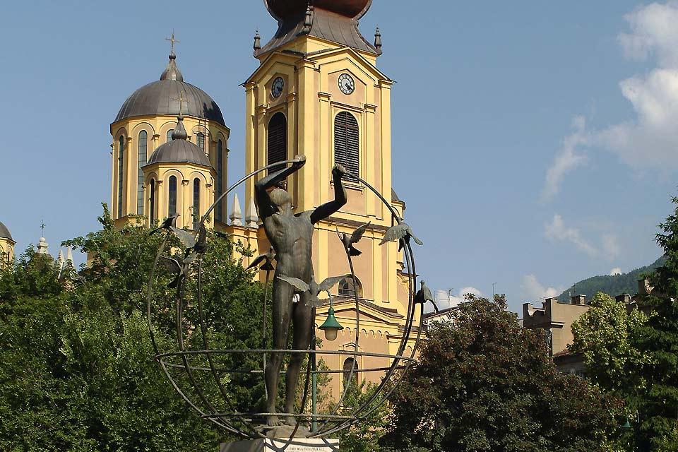 Une majorité des habitants de Bosnie-Herzégovine sont orthodoxes.