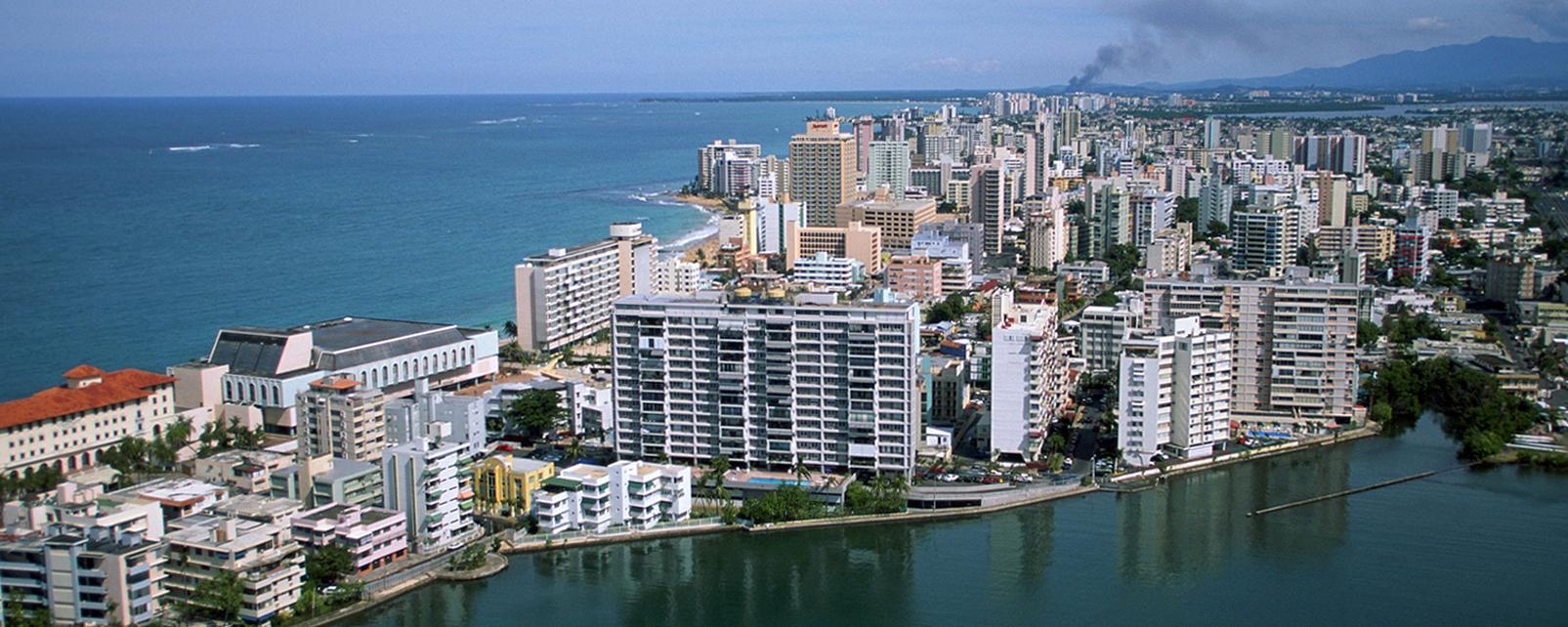 Caraïbes; Caraibes; Porto Rico; San Juan;