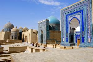 Asie; Ouzbékistan; Samarcande;
